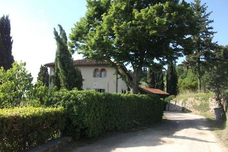 Appartamento Sole Villa Ridaldi - Case Poggio - Vila