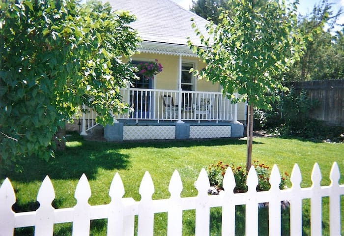 Cozy country single b&b - Cañon City - Hus