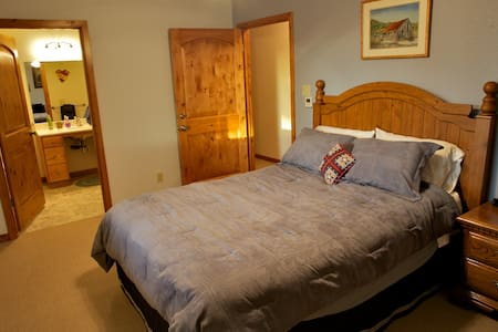 Country Comfort Room - Dinuba - Bed & Breakfast
