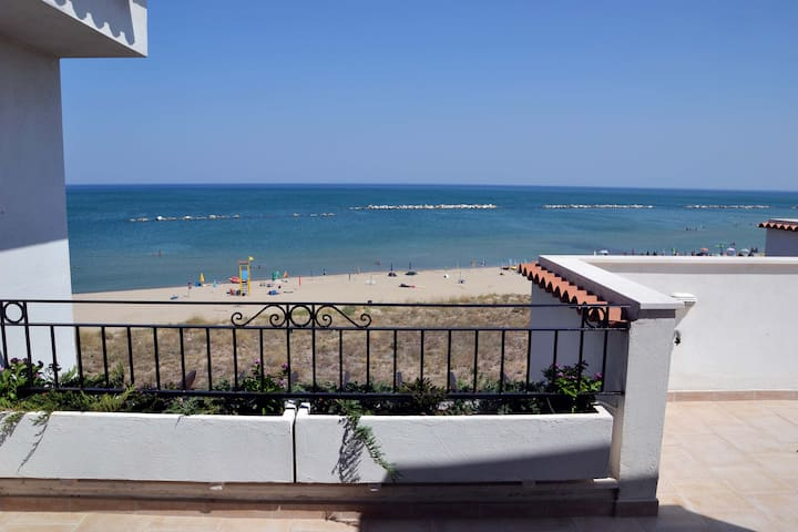 the sea at home - Campomarino Lido - Appartement