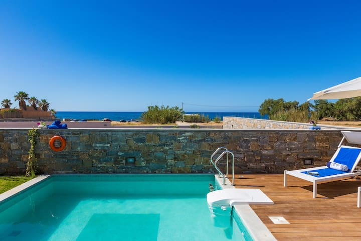 Thalasses Villas - Villa Persi by the beach!