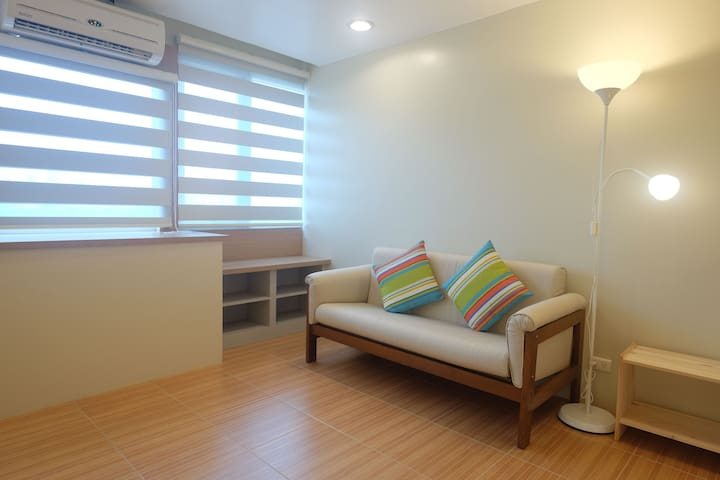 A cozy studio near Greenhills Shopping! - San Juan