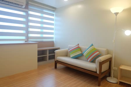 A cozy studio near Greenhills Shopping! - San Juan - Apartament