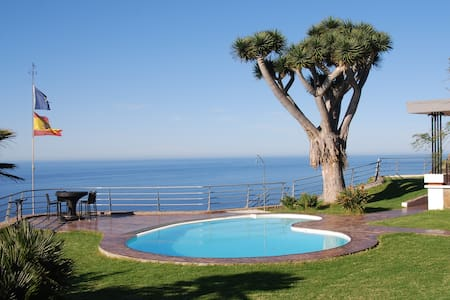 AMAZING VILLA OVER THE CLIFF - Santa Úrsula