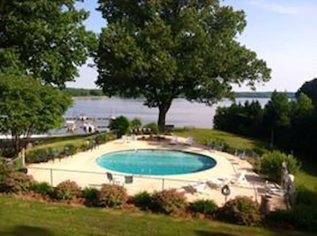 Fishing, Boating, Golfing, Relaxing - Springville - Kondominium
