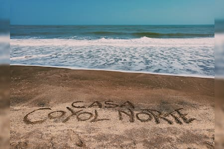 CASA COYOL NORTE, a 3km de Playa Chaparrales