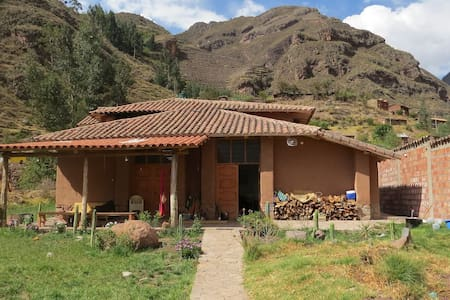 Magical and peaceful home in Pisac/ King Room - Pisac - Talo