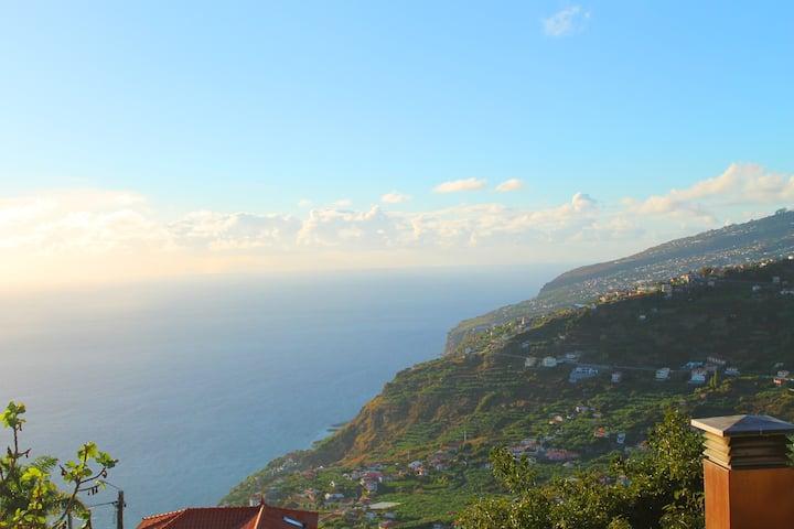 Apartment  Hillside Ocean View | Arco da Calheta