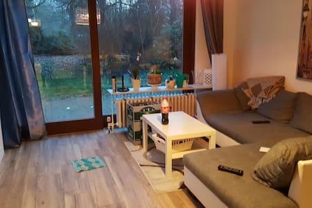 2 Zimmer Terrassenwohnung - Osnabrück - Pis