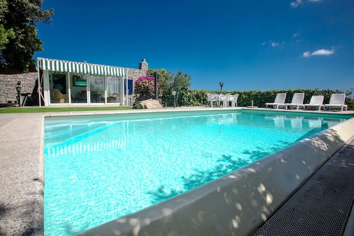 Holiday home Villa with private pool La Loggia