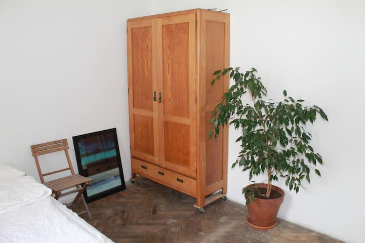 art deco style cupboard