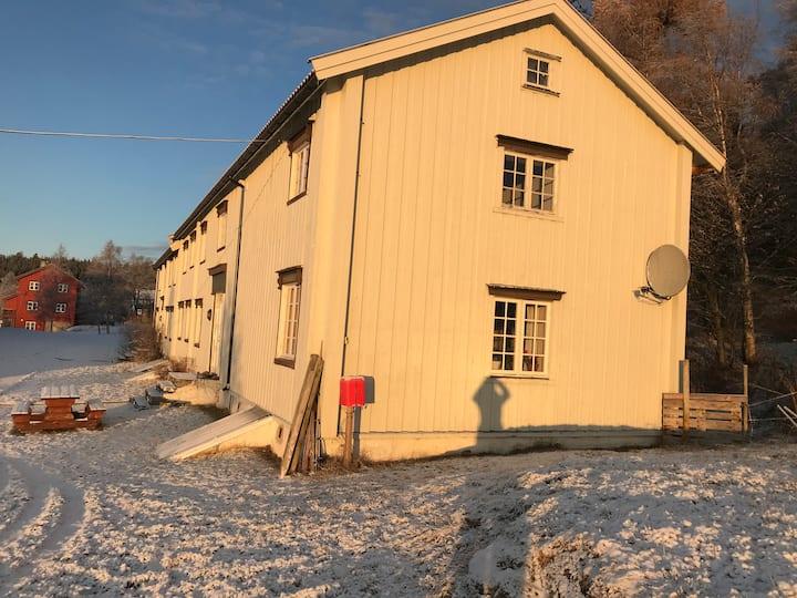 Cosy apartment in a farmhouse