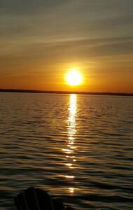 Sunset views - Lake Simcoe - Georgina - House