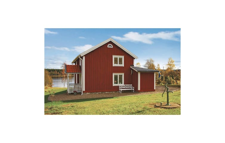 Holiday cottage with 3 bedrooms on 100 m² in Nässjö