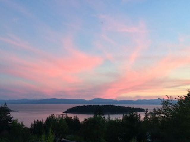 Room with a View - Sechelt - Apartemen