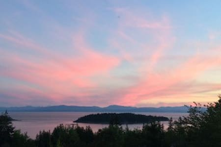 Room with a View - Sechelt - Huoneisto
