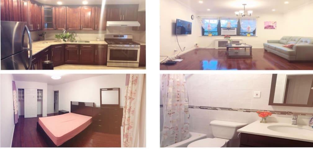 舒适,整洁,经济,背包客公寓(双人床)