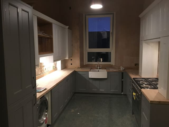 West End Apartment - Glasgow - Lejlighed