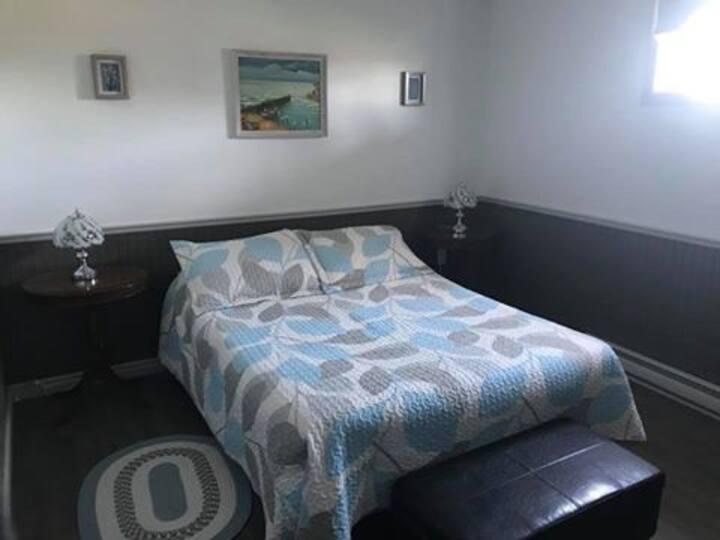 Chambre #2 a la maison de la plage du nord