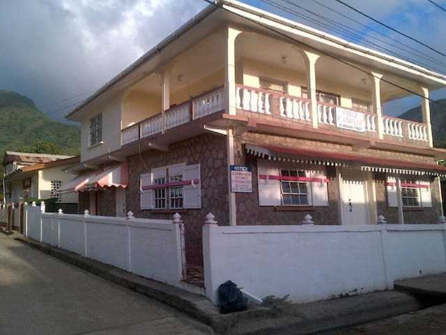 Soufriere Apartment