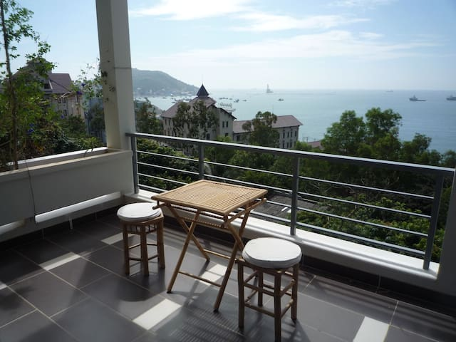 Bella Vista Bedroom + Balcony #1 - Vung Tau