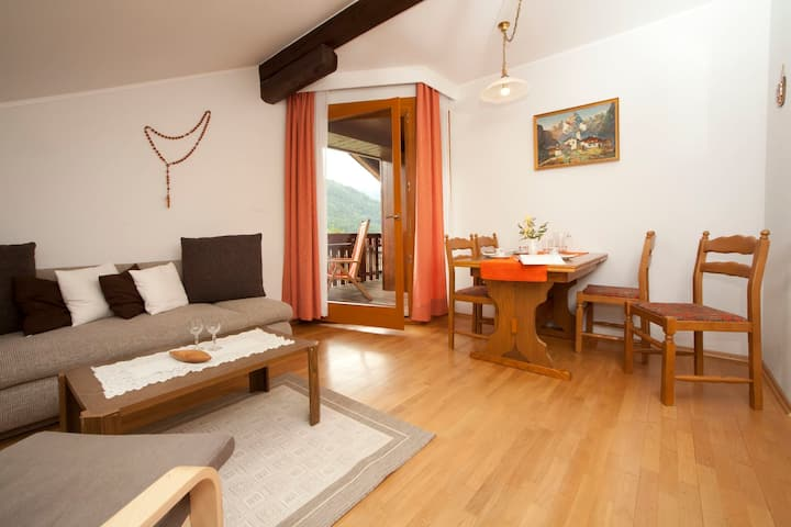 "Gruberhof  Holiday apartment ""Alpenblick"""