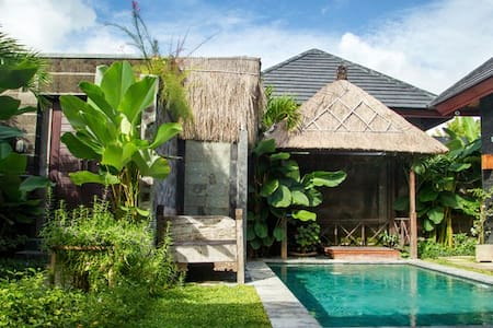 2 Bedroom Villa For Rent in Canggu