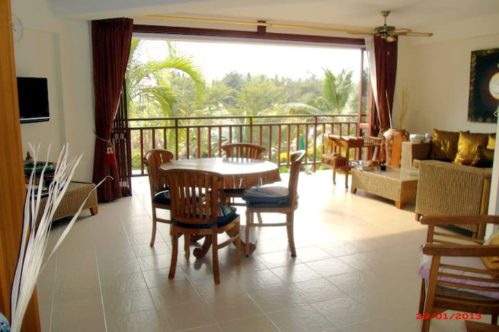 2 rooms apartment 61 sqm- 3 peoples - Rayong - Apartment