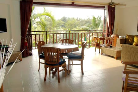 2 rooms apartment 61 sqm- 3 peoples - Rayong