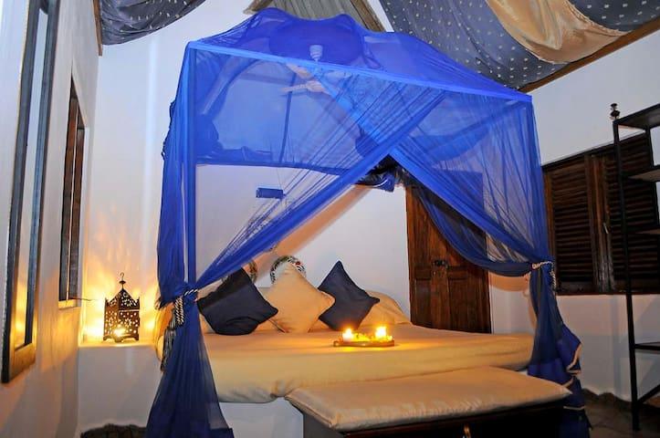 Kinasi Lodge- Garden Room - Kilindoni - Pis