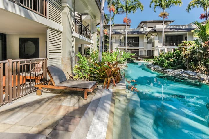Sea Temple 146 | 2 Bedroom Swim Out Apartment