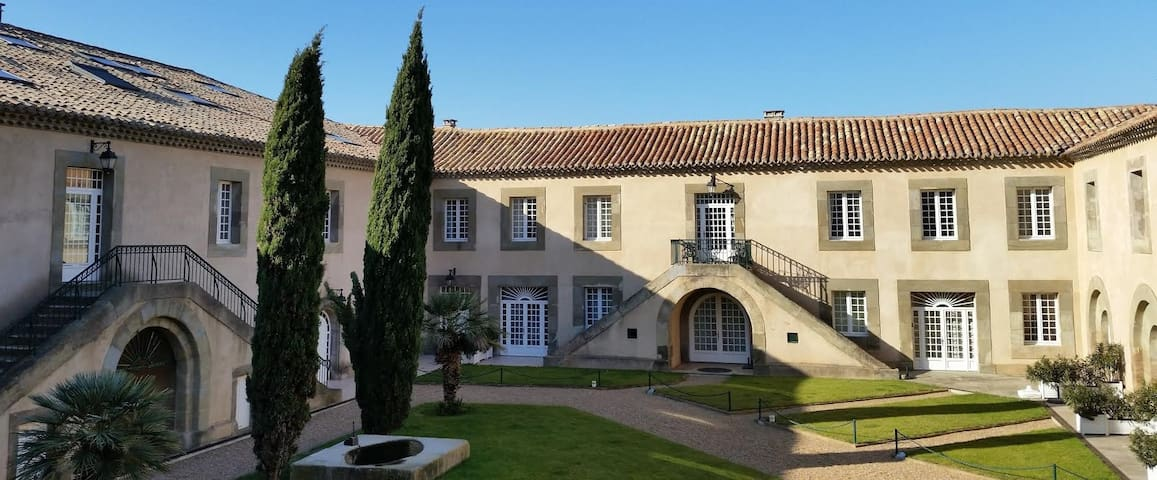 Idyllic Medieval Place in the south of France - La Redorte - Byt