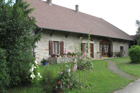La maison de la forêt - Séligney - Hus