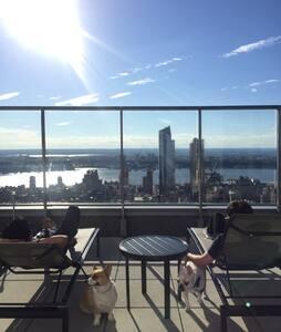 Private Bedroom/ Luxury Condo/ Midtown NYC - New York - Apartment
