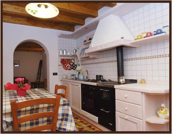 Traditional house Val Cimoliana