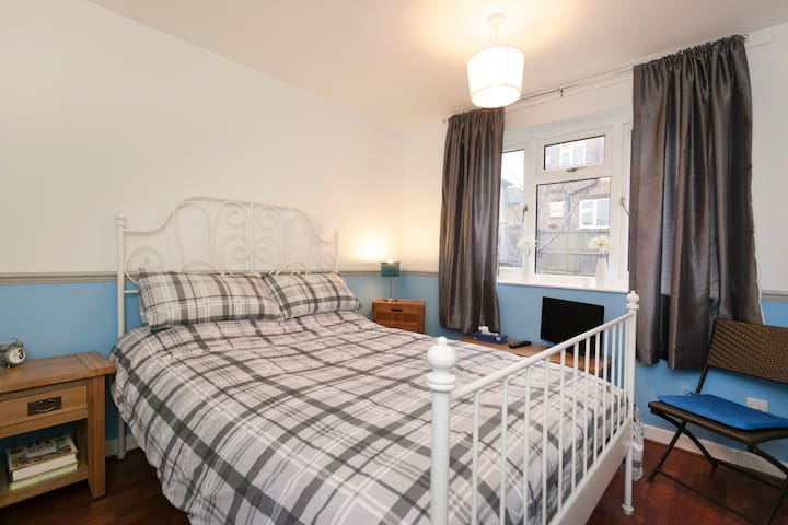 Cosy room with fabulous bed! - Nottingham - Wohnung