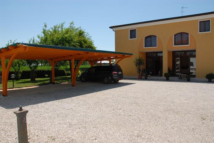 Farmhouse Melograno apa.estate wifi
