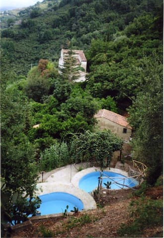 Nice country villa in the nature - Sant'Angelo di Brolo - Villa