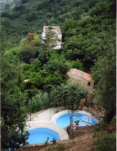 Nice country villa in the nature - Sant'Angelo di Brolo