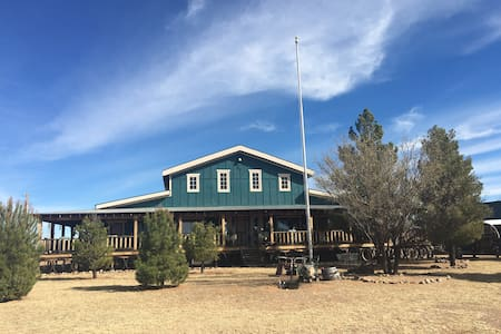 End of Trail Ranch - Cochise County