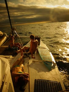CATAMARAN SAILING CHARTER - Boca Chica