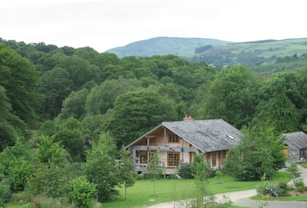 Charming Log House in Wicklow Hills - Wicklow
