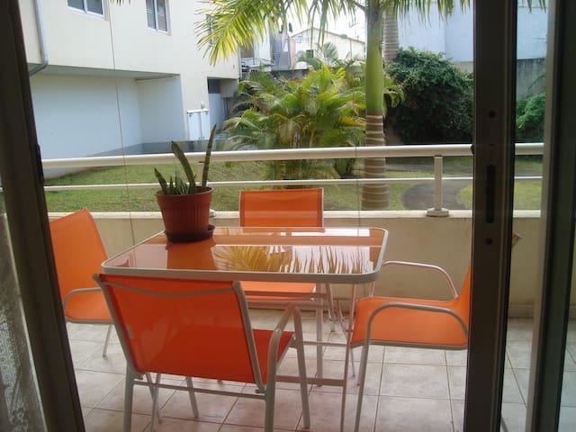Cozy appartment, terrace, parking. - Centre Ville - Lägenhet