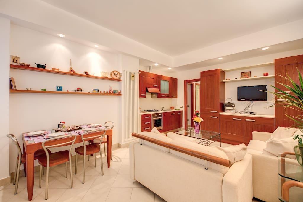 La casa dei sogni di serena flats for rent in rome for Progetti di casa dei sogni