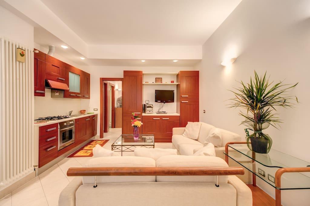 La casa dei sogni di serena appartamenti in affitto a for Progetti di casa dei sogni