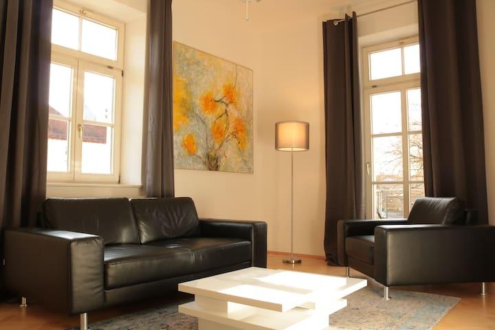 Charmante Wohnung für zwei Personen