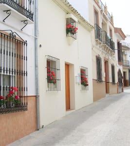 Seville/Malaga/Cadiz Border - Suite of three rooms - Villanueva de San Juan - Bed & Breakfast