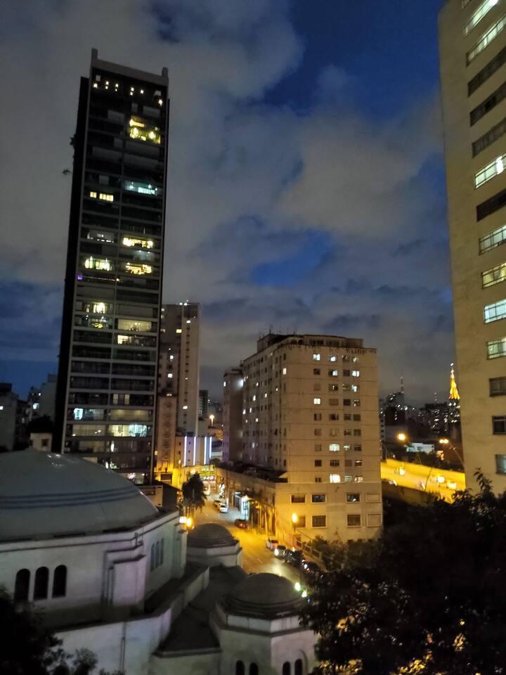 Lindo loft na rua mais bela de São Paulo