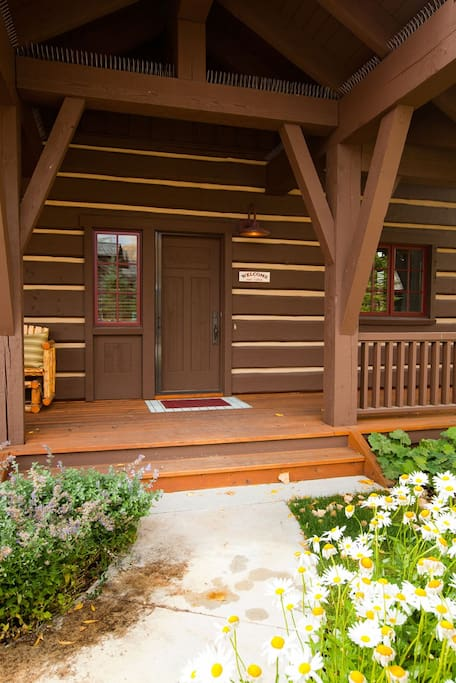 Silver_Sage Cabin-Exterior pictures of Silver Star Cabin
