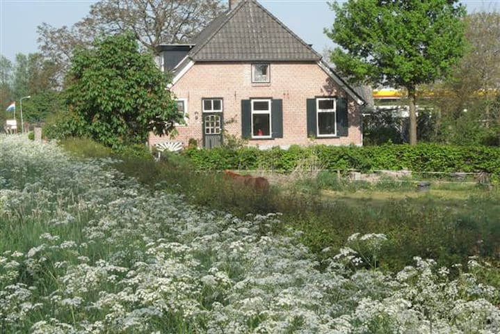 In the countryside but near town - Weurt - Bed & Breakfast